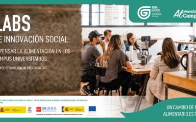 ¡Te presentamos los resultados de los Laboratorios de Innovación Social!