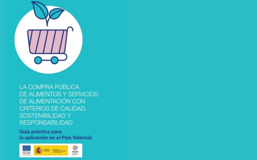 Compra pública sostenible: Guía práctica para la aplicación en el País Valencià